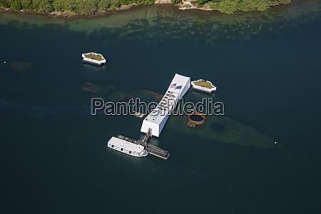 uss arizona memorial pearl harbor oahu