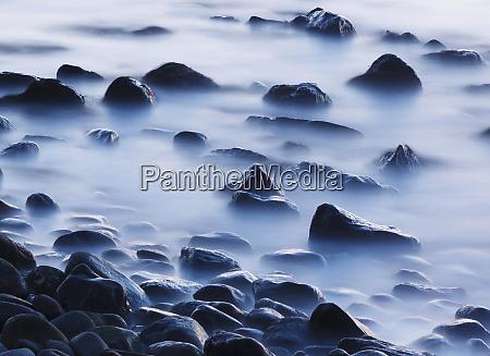pre dawn surf rye harbor state