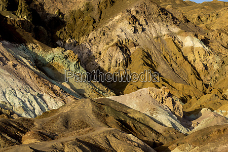 artists palette in death valley national