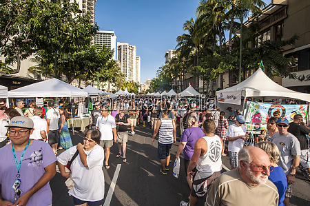 annual spam jam festival waikiki honolulu