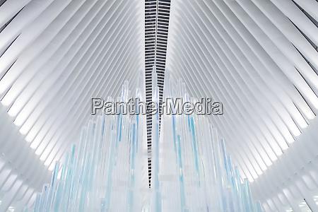 new york city ny usa oculus