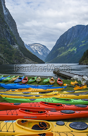 gudvangen norway fabulous fjord called naeroyforden