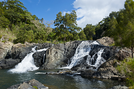 waterfalls of ciu on the east