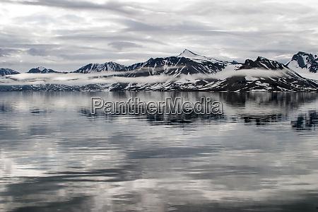 arctic norway svalbard arctic landscape