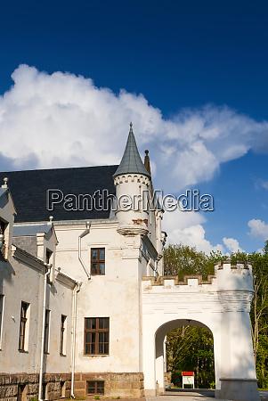 alatskivi loss castle tartu county estonia