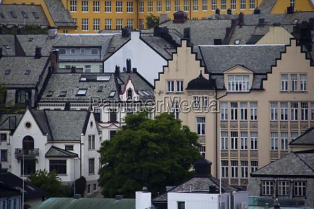 norway alesund buildings