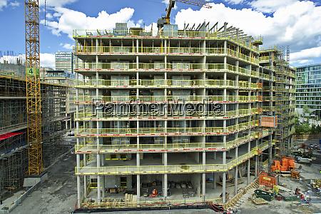 norway oslo buildings construction