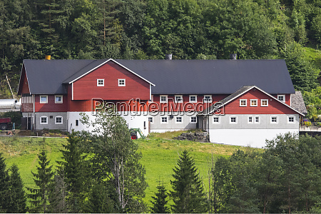 located in the naeroyfjord outside of