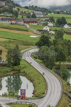 highway olden norway