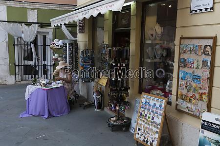 souvenir shop piran slovenia