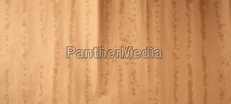 texture of brown kraft paper with
