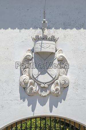 portugal evora royal crest