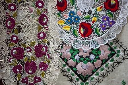 embroidery budapest hungary