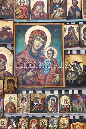 bulgaria sofia souvenir icons for sale