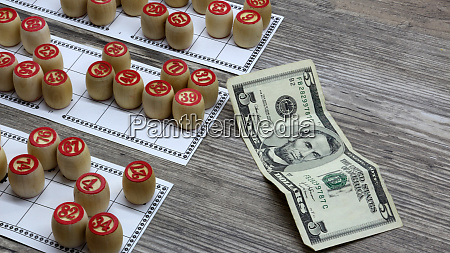 lottery and gambling