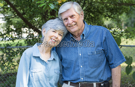 mature retired couple married 49 years