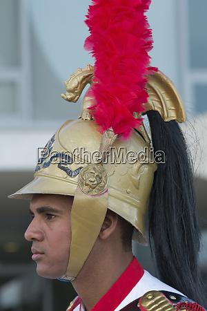 changing guards at planalto palace the