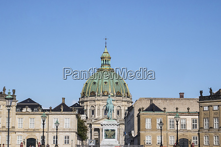 home of queen margrethe ii and