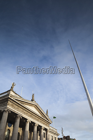 ireland dublin general post office and