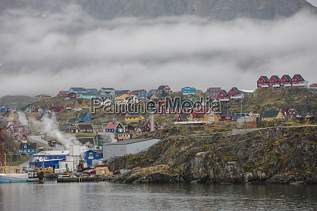houses sisimiut greenland