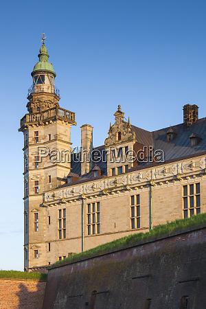 denmark zealand helsingor kronborg castle also