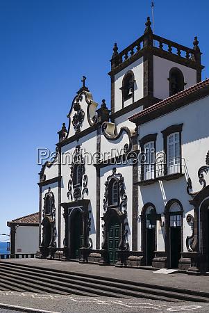 portugal azores sao miguel island vila