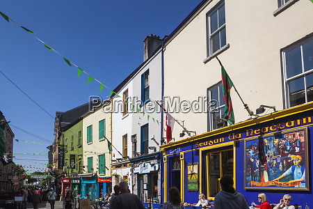 ireland county galway galway city high