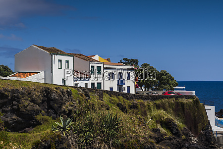 portugal azores sao miguel island lagoa