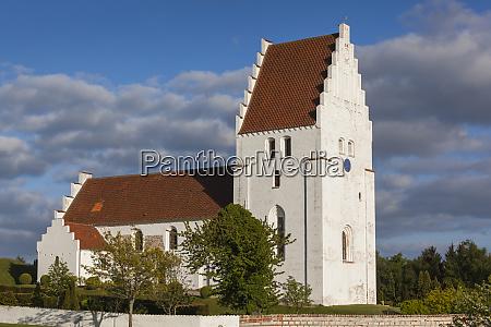 denmark mon elmelunde elmelunde kirke church