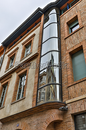 france toulouse reflections