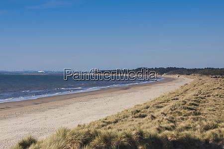 ireland county wexford curracloe curracloe beach