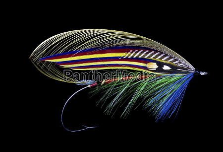 atlantic salmon fly designs clabby