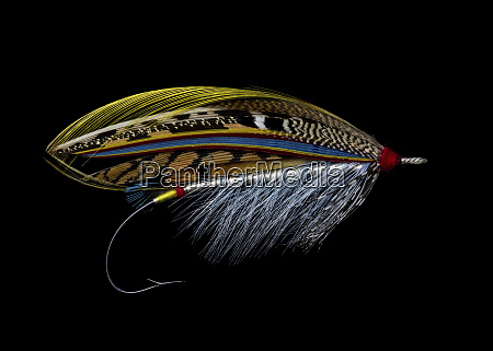 atlantic salmon fly designs silver doctor