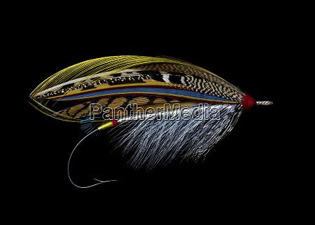 atlantic salmon fly designs silver doctor