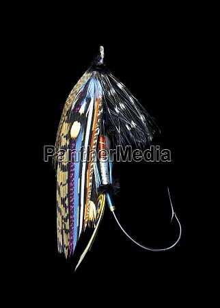 atlantic, salmon, fly, designs, 'fleming' - 27887961