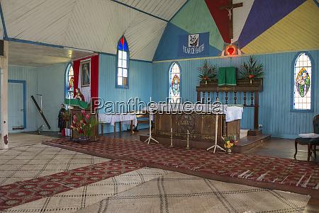 fiji island of ovalua town of