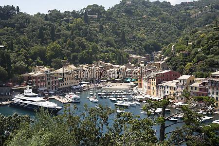italy province of genoa portofino upscale