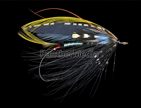 atlantic, salmon, fly, designs, 'antimatter, suprama' - 27888001