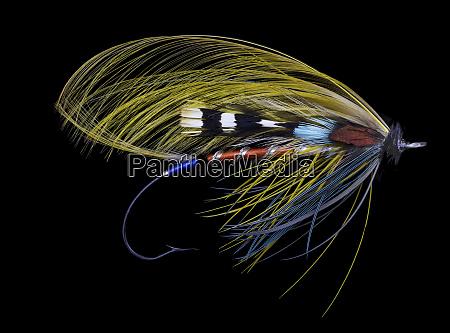 atlantic, salmon, fly, designs, 'juno' - 27888036
