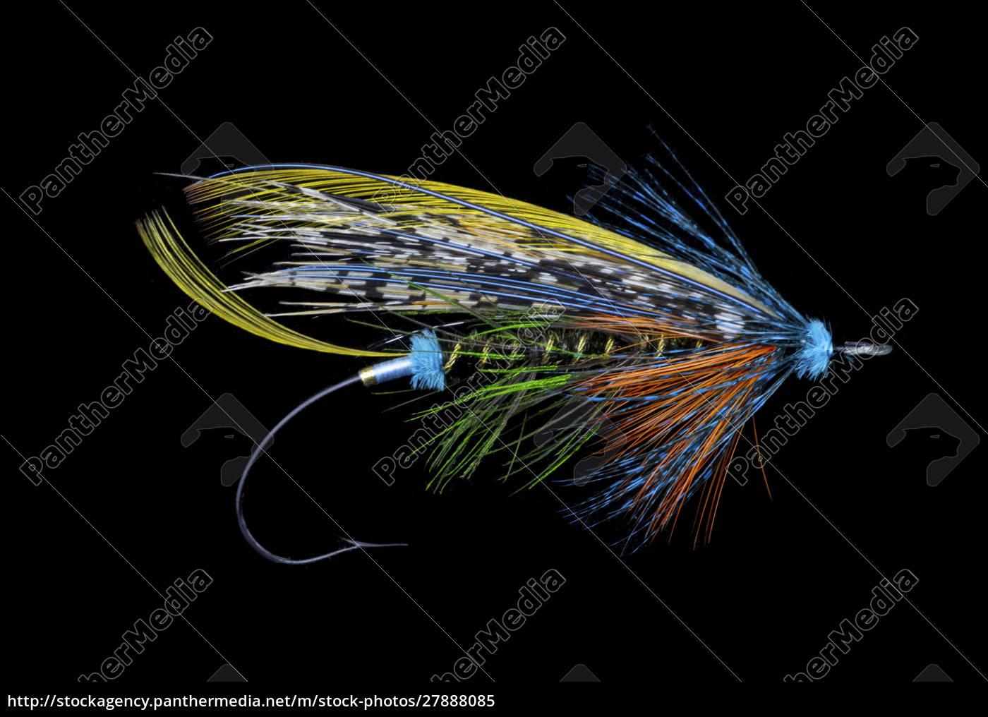 atlantic, salmon, fly, designs, 'ondine' - 27888085