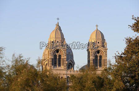 france, , bouches-du-rhone, , marseille., bell, towers, of - 27890842