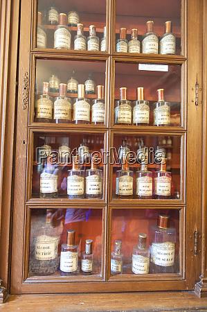 hotel dieu medicine cabinet pharmacy beaune
