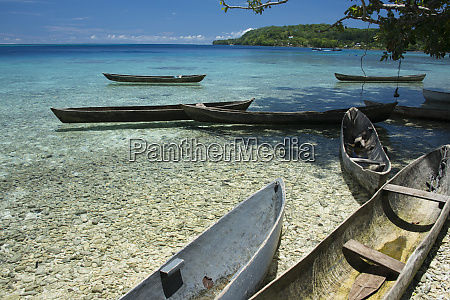 melanesia solomon islands santa cruz island