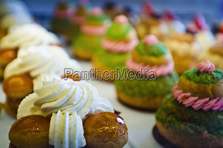 pastries paris france