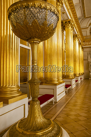 interior of summer palace saint petersburg