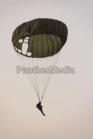 paratrooper military parachutists georgetown guyana