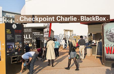 berlin germany checkpoint charlie museum berlin