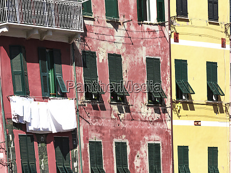 local, life, in, vernazza, , italy. - 27899275