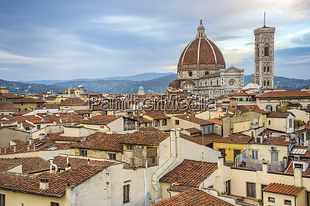 italy florence dome cathedral