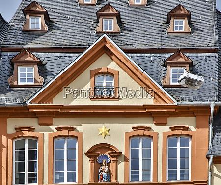 germany rhineland palatinate trier roof